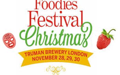 Foodiesfestival Christmas  Old Truman Brewery – Spitalfields 28-30 Nov 2014, Stand A-107