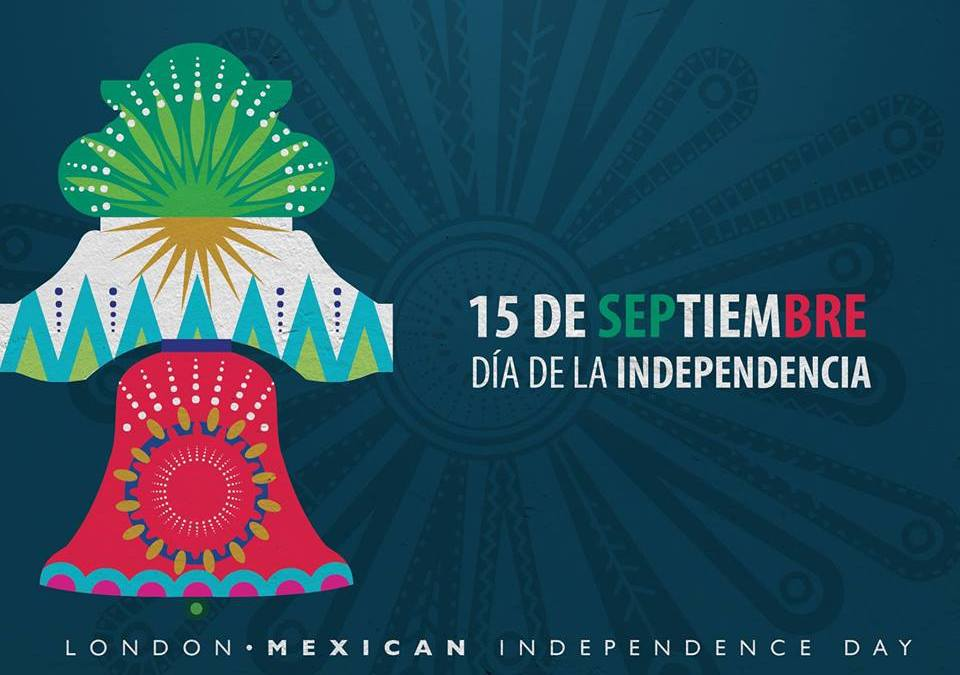15th of September Mexican Independence Day