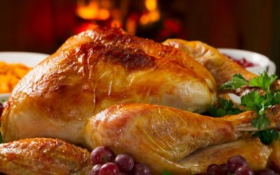 KANKUN® Christmas: ROAST TURKEY