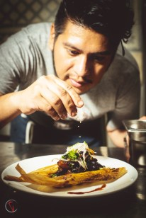 Chef Omar Romero Quezada (Photo: Shyam Vyda)