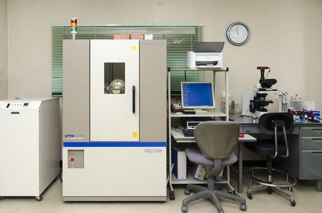 石綿(アスベスト)X線回析装置