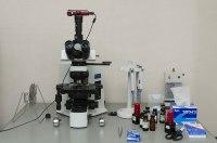 位相差・分散顕微鏡