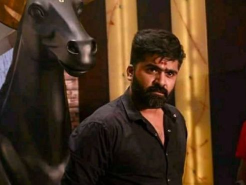 Image result for simbu cauvery issue