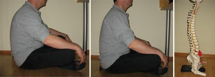 Aligner floor sitting positions