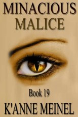 Minacious Malice Book 19 1000