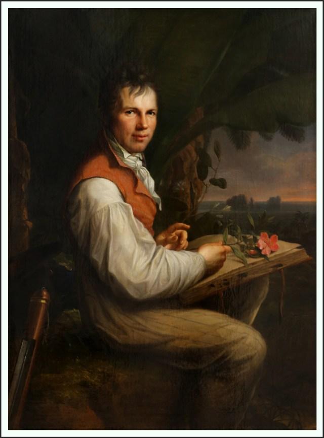 Alexander von Humboldt Friedrich Georg Weitsch
