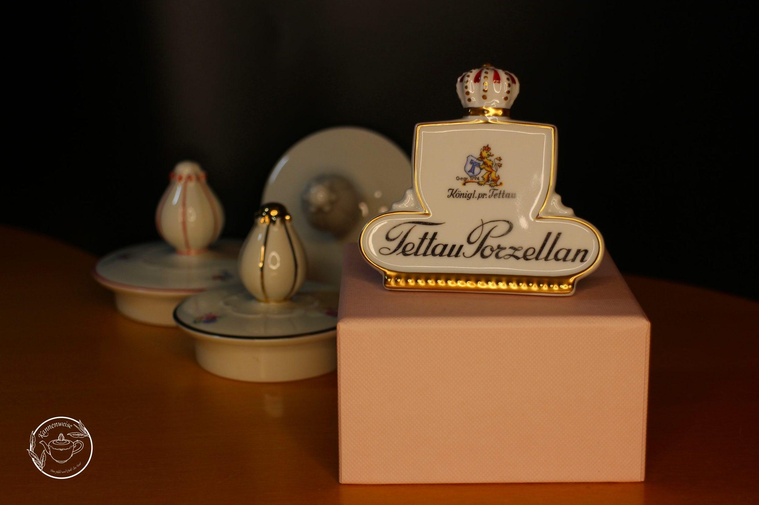 Königlich privilegierte Porzellanfabrik Tettau
