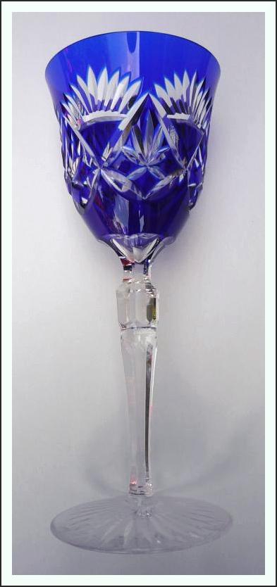 Kristallglas Wadgassen Villeroy & Boch