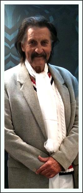 Luigi Colani Portrait