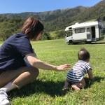 マキノ高原キャンプ場とキャンピングカーレンタル滋賀