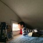 バンクベッド キャンピングカーで北陸能登半島を家族旅行 キャンピングカーレンタル滋賀カノアカーレンタル