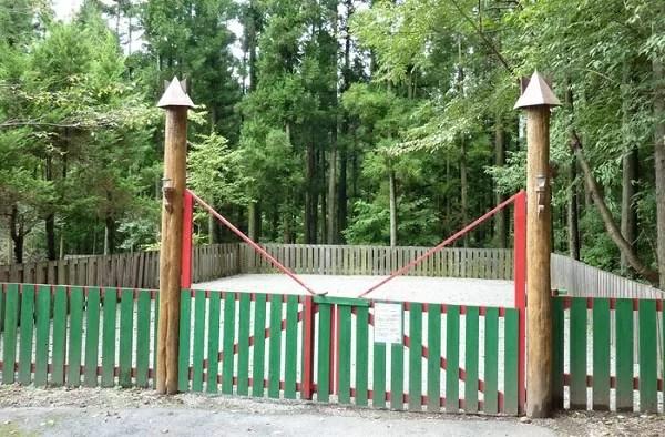 栃木県のドッグフリーサイトがあるキャンプ場「オーキャン宝島」