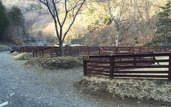 ウエストリバーオートキャンプ場 ドッグフリーサイト紹介