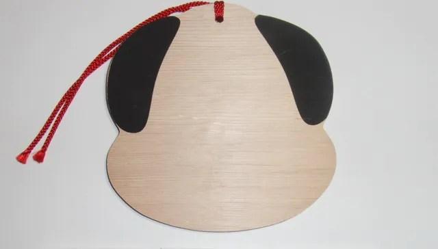 愛犬連れでお詣りできる伊豆高原の神祇大社の絵馬
