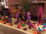 میز پائیزی جشن مهرگان ۱۳۹۳