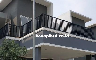 Balkon Rumah Minimalis BSD Tangerang