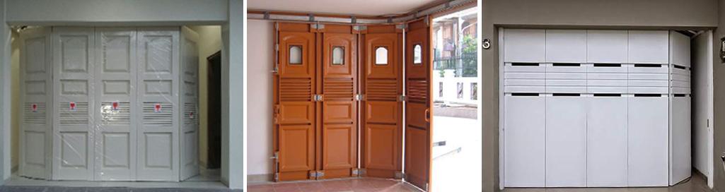 Pintu Henderson BSD Tangerang