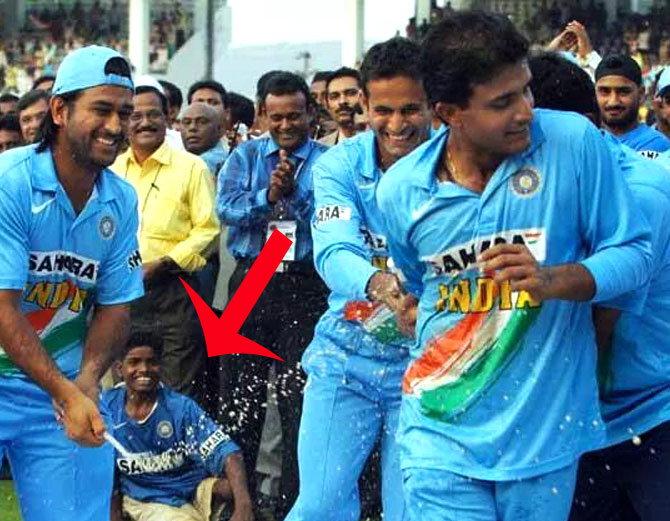 टीम इंडिया उठाती है इस दिव्यांग का खर्च