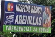 72 - Hospital Básico Arenillas MInisterio Salud Pública - ruta E25 (Ecuador 2013)