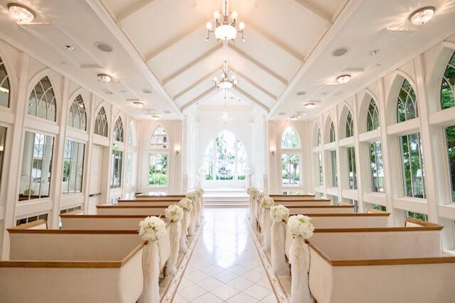 The Akara Chapelハワイ・ヒルトン