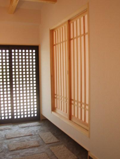 亀岡市 新築 玄関和室 川勝邸8
