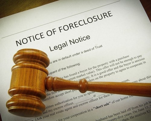 How Foreclosure Works in Kansas