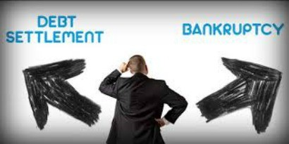 Debt Settlement and Debt Consolidation versus Bankruptcy