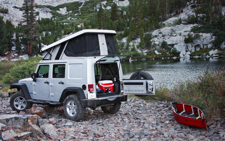 C&ing in the Jeep Wrangler Unlimited! | Kansas City Jeep Chrysler Dodge u0026 Ram Dealership & Camping in the Jeep Wrangler Unlimited! | Kansas City Jeep ...