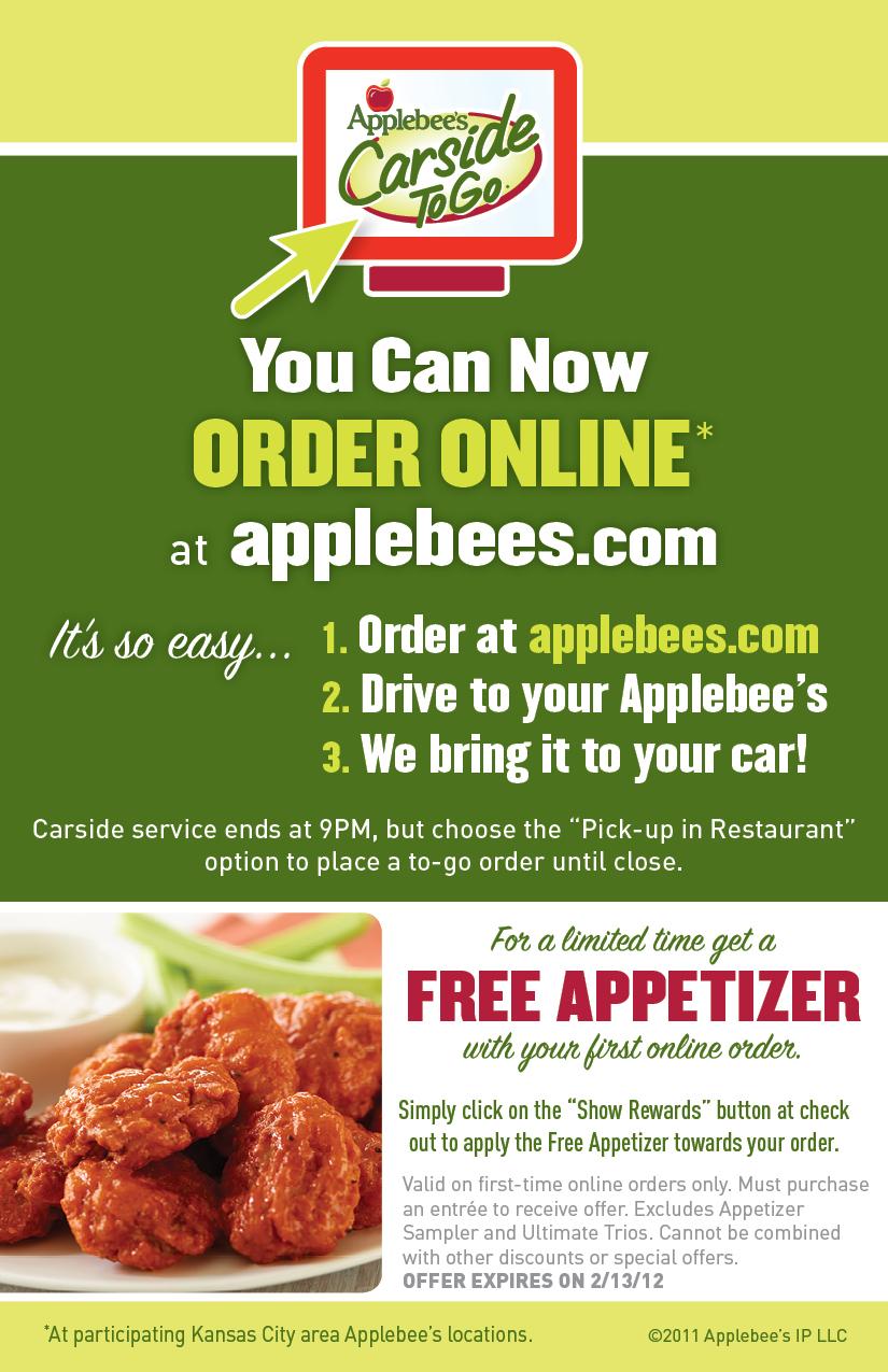 Applebee's® Coupons & Promo Codes