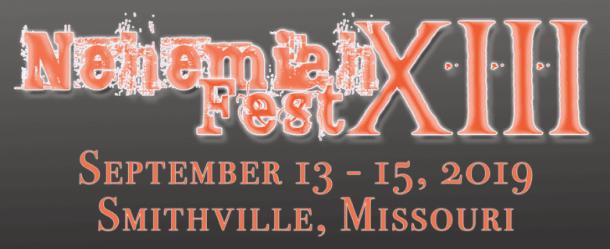 Nehemiah Fest banner