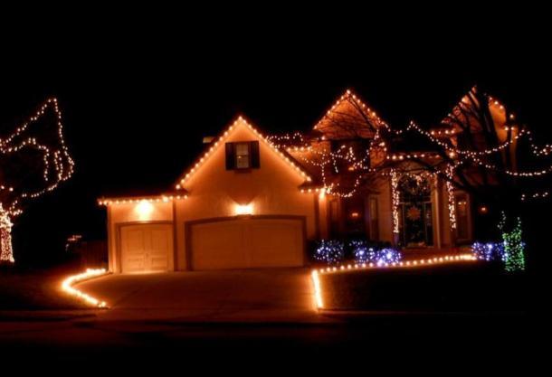 Best Holiday Light Displays In Kansas City Kansas City On The Cheap