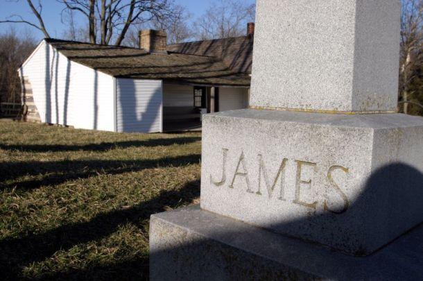 Kansas City Museums - Jesse James Birthplace