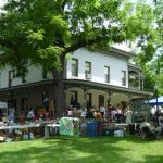 FREE Admission to Bingham-Waggoner Antique and Craft Fair