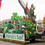 Free St. Patrick's Day Parade in Shawnee
