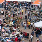 Free Admission to City Market Vintage Sale