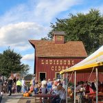 Louisburg Ciderfest offers fresh cider, doughnuts, caramel apples and lots of autumn fun