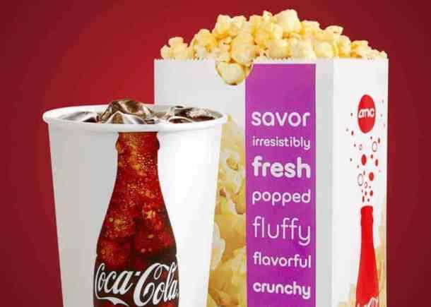 AMC Movie Savings