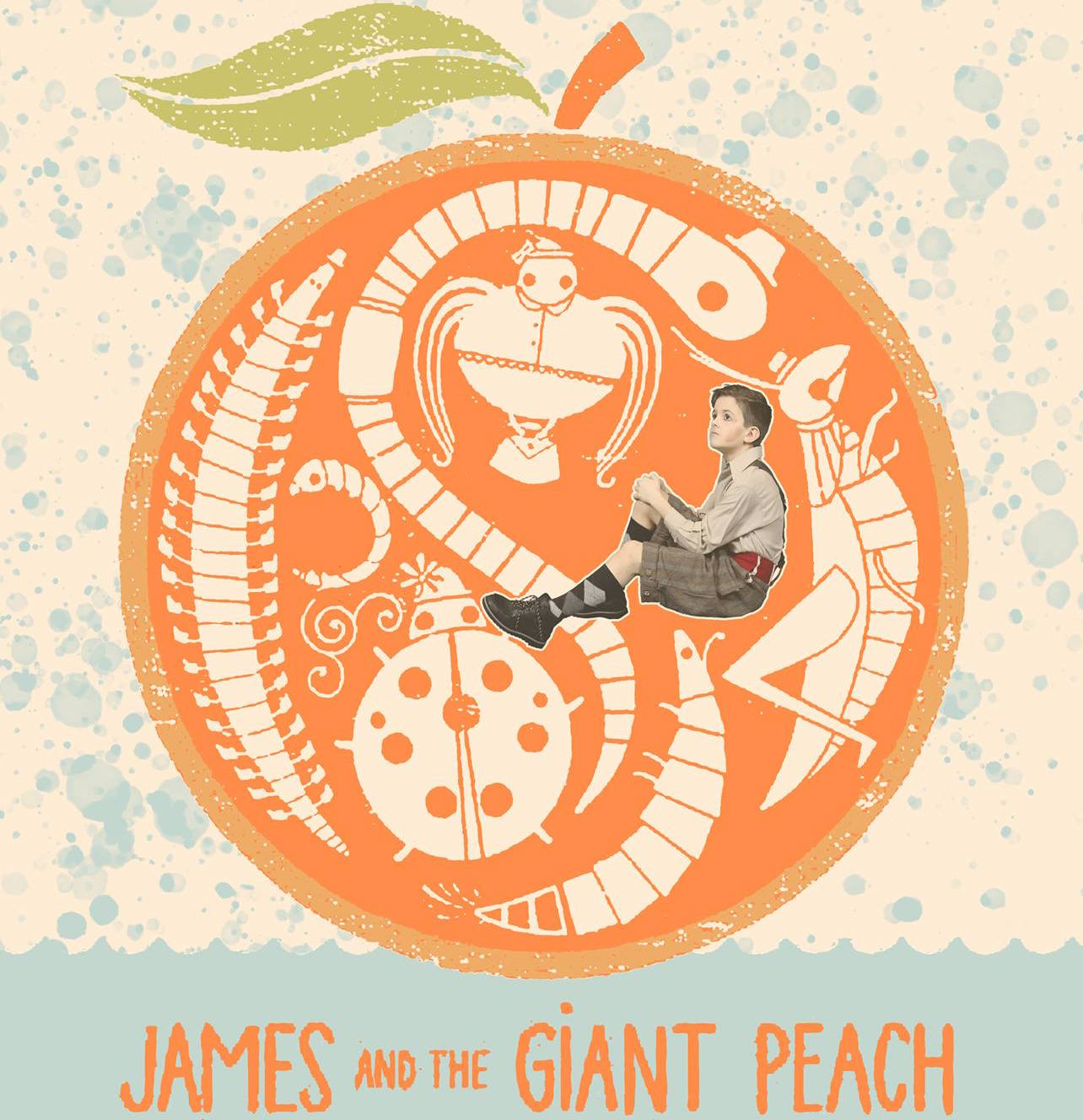 Advance Discount Tickets To James And The Giant Peach