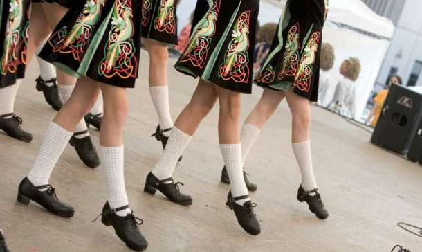 Kansas City Fall Festivals - Irish dancers