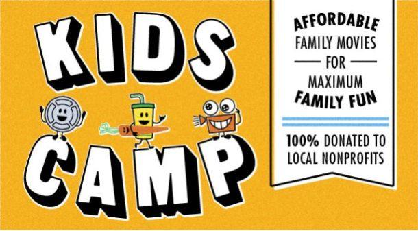 Alamo Drafthouse Kids Camp logo