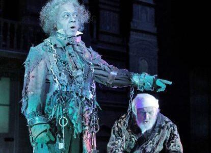 KC Repertory Theatre A Christmas Carol