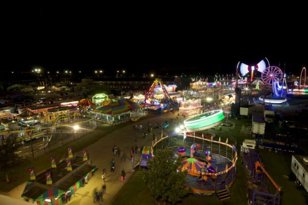 Advance Discounted Tickets To The Kansas State Fair