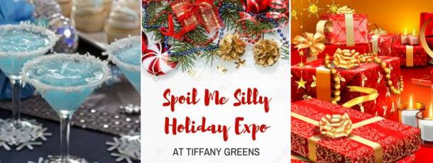 Kansas City Holiday Markets, Bazaars and Craft Fairs - Spoil Me Silly advertising banner