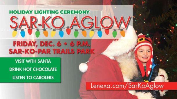Sar-l-Aglow Holiday Lighting