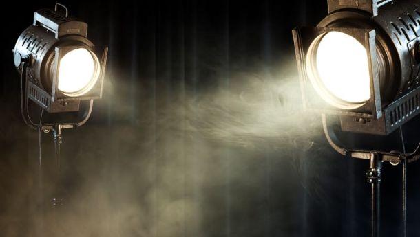 KC Rep Theatre Discounts - theatre lights shining