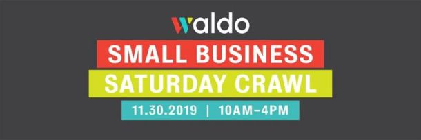 Small Business Saturday deals and events in Kansas City - Waldo Small Business Saturday Shopping crawl