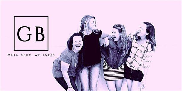 Valentine's Day Fun in Kansas City - four women laughing