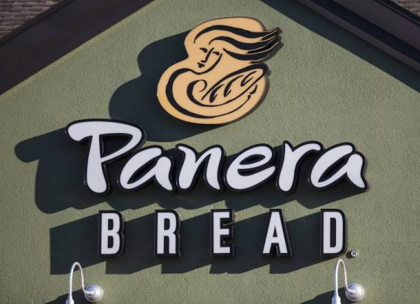 Kansas City Restaurant Deals - Panera Bread sign