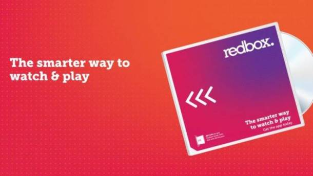 Free movies from Redbox