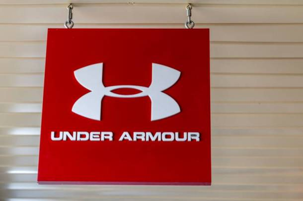 Under Armour 40% Off First Responders - company logo